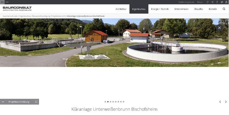 Klärwerk Bischofsheim