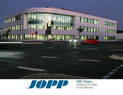 Jopp Entwicklungsgebäude Bad Neustadt