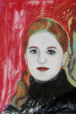 Suriya, Neo-Pastel, 2010 (copyright: oya-kunst, Nadide Ruthammer)