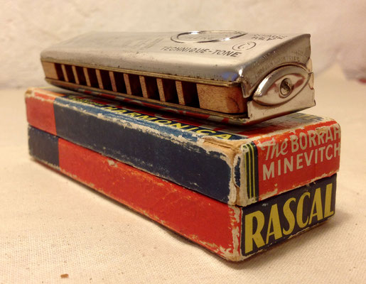 Borrah Minnevitch Rascal 1934