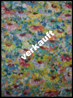 Echinacea (90x70cm) Nr. 343