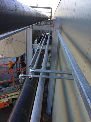 Biogas leidingsystemen GtS
