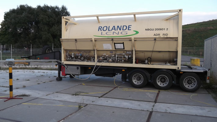 vloeibaar biogas (LBG) GtS