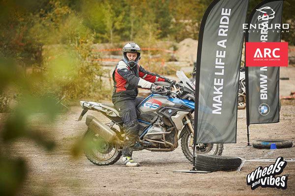 Start Adventure Ride Competition 2021