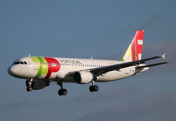 """A 320-214  """" CS-TNH """" TAP-Air Portugal -7"""