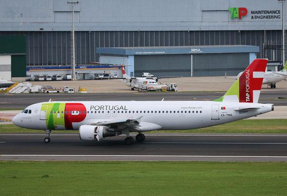 """A 320-214  """" CS-TNG """" TAP-Air Portugal -2"""