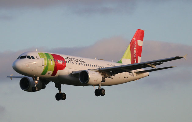 "A 319-111 "" CS-TTQ ""  TAP Air Portugal -3"