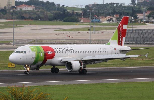 "A 320-214  "" CS-TNU "" TAP-Air Portugal -4"