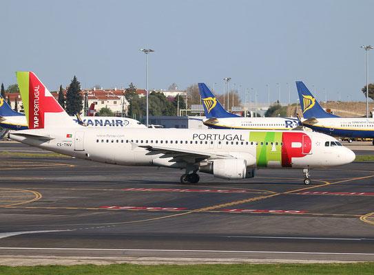 """A 320-214  """" CS-TNV """" TAP-Air Portugal -2"""