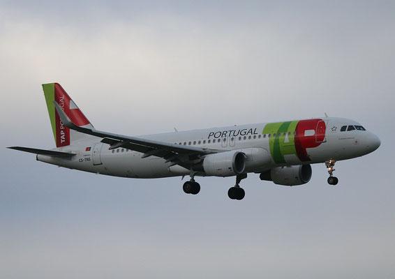 """A 320-214  """" CS-TNS """" TAP-Air Portugal -5"""