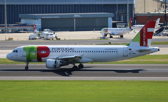 """A 320-214  """" CS-TNV """" TAP-Air Portugal -4"""