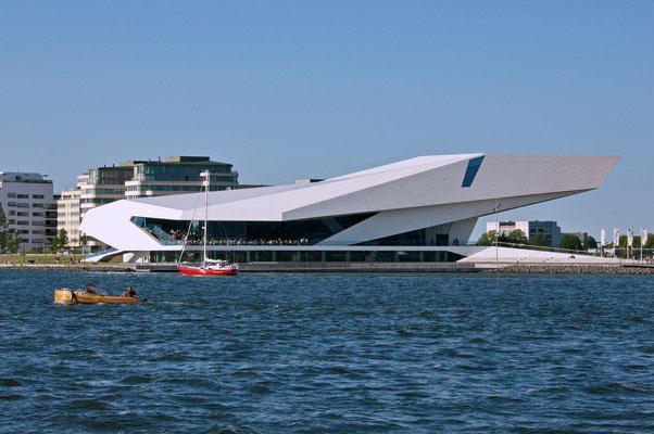 Amsterdam, Architektur, Gebäude, Bauwerk, Kunstwerk,