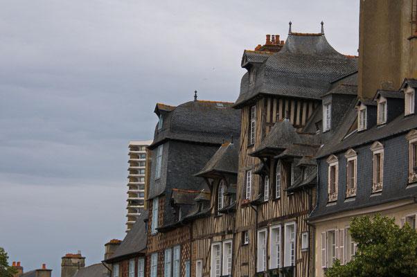 Rennes Architektur, Gebäude, Bauwerk, Kunstwerk,