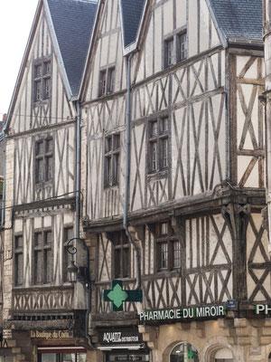 Dijon Architektur, Gebäude, Bauwerk, Kunstwerk,