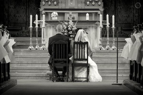 Brautpaar Kirche Peter und Paul Potsdam