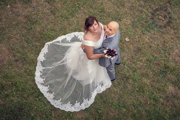 Shooting Brautpaar zur Hochzeit Potsdam