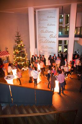 Weihnachtsfeier bei Bahlsen in Hannover