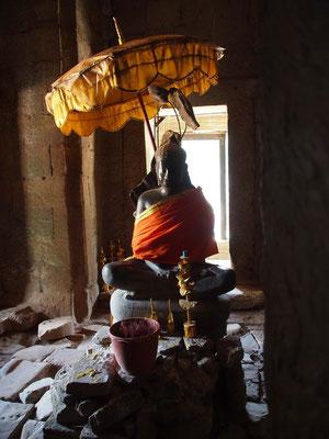 In der Tempelanlage Bayon