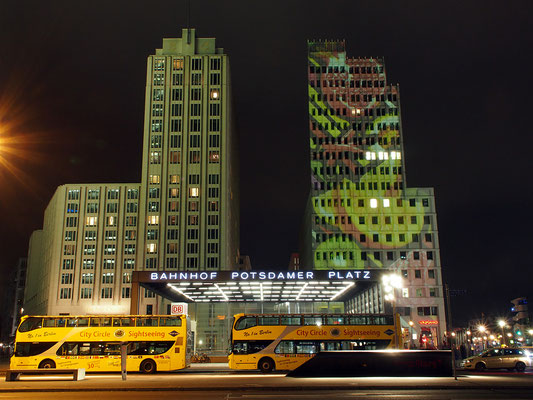 Potsdamer Platz, Beisheim Center, Festival of Lights