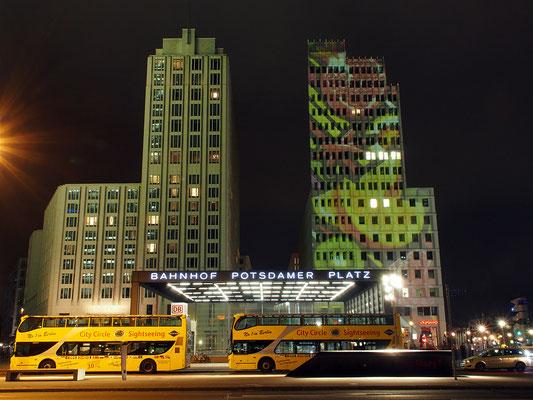 Potsdamer Platz, Beisheim Center, Festival of Lights