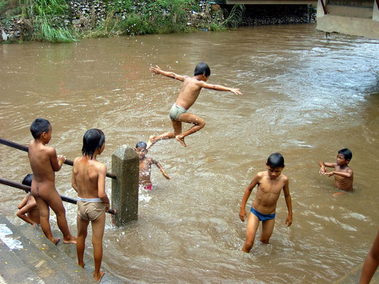Nord-Thailand, Grenzfluss zu Myanmar
