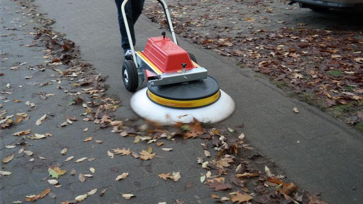 Westermann Radialbesen für saubere Straßen