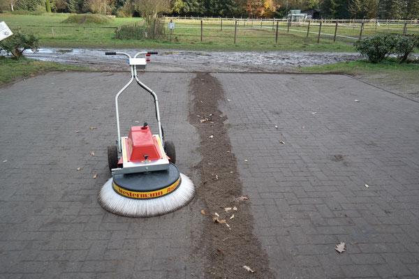 Westermann Radialbesen - Ganzjahresmaschine