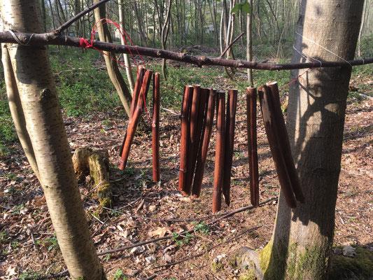 Wald Klangspielzeug