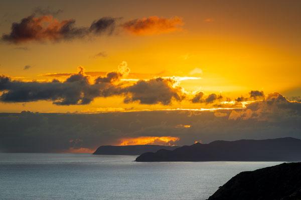 Bild Nr. 2019_6625: Sonnenaufgang am Cape Reinga, Neuseeland