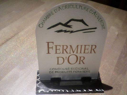 Concours Régional Auvergne  des Produits Fermiers