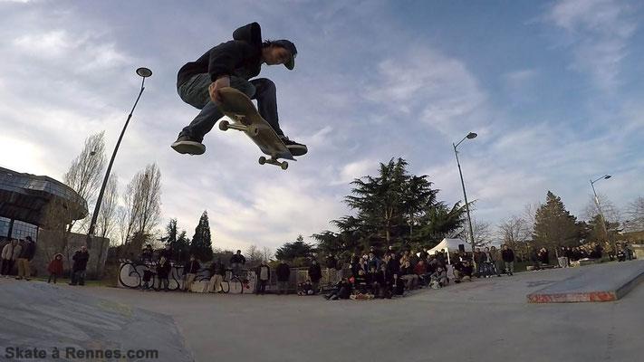 Skate à Rennes Urbaines 2016