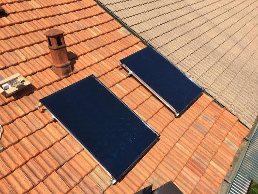 installazione pannelli solari GA termoidraulica a monza e brianza