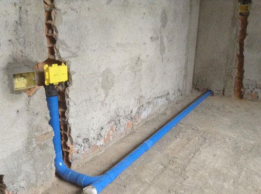 impianto aspirapolvere centralizzato a monza