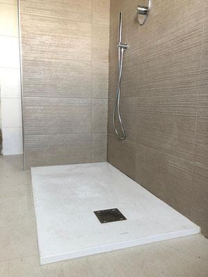 ristrutturazione vasca con doccia monza