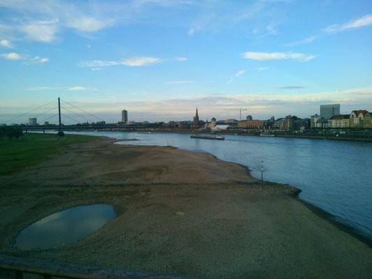 ライン川の風景