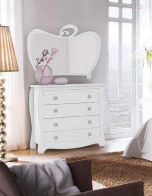 coleccion  de muebles vintage terninados rasgados y lisos