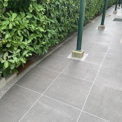 Freiburger Gartenbau Gelsomino - Pflasterarbeit