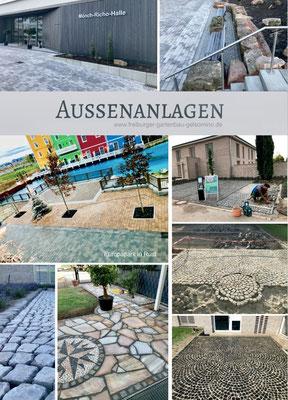 Freiburger Gartenbau Gelsomino- Aussenanlage - Pflasterarbeit aus dem Katalog