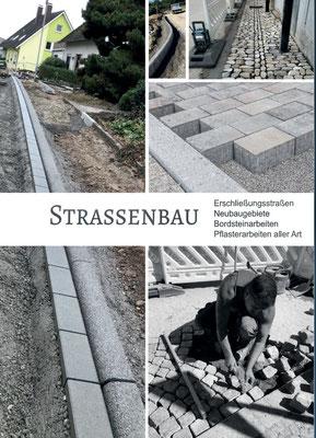 Freiburger Gartenbau Gelsomino - Strassenbau - Katalog