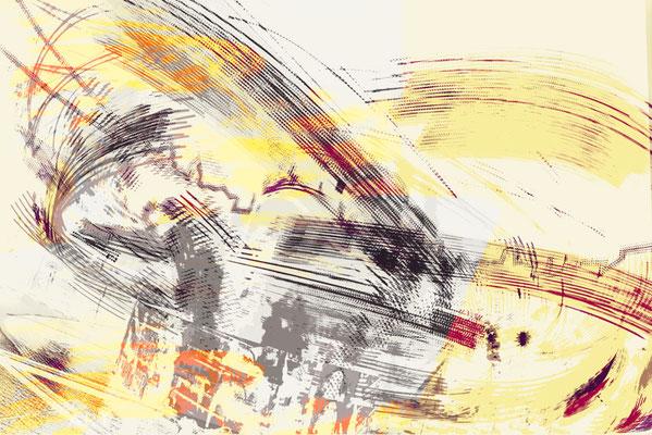 Kunstfotografie München , Exklusive Fotokunst, Wandkunst und Wandbild die Edition Wiesn Visit - Oktoberfest München abstrakt