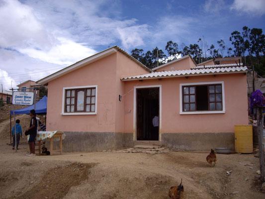 "Das Haus von ""Sayariy warmi"""