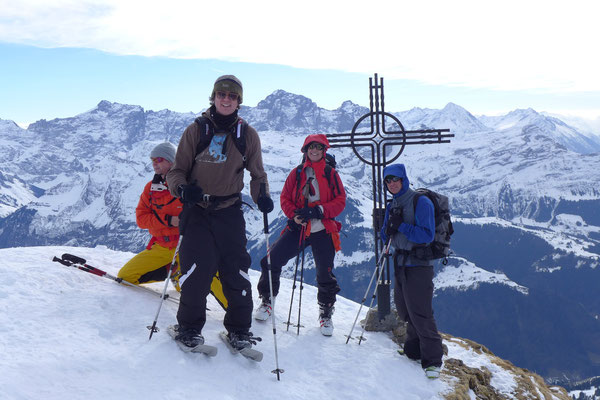 Gipfel Rosstock