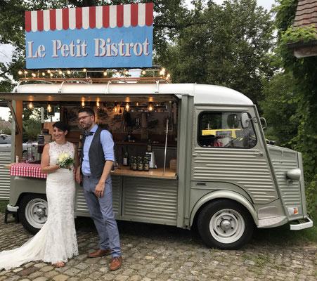 Hochzeitsapéro mit Steh-Apéro und Catering