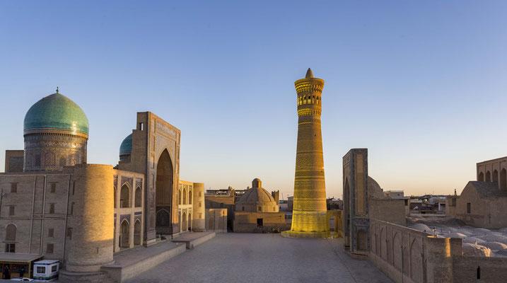 Po-i-Kalyan Complex, Bukhara.