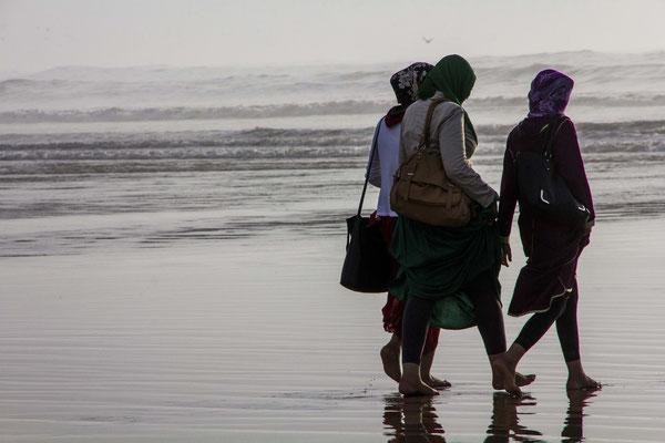 Essaouira Beach.