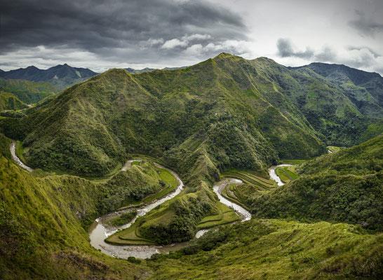 Batad, Luzon Philippines.