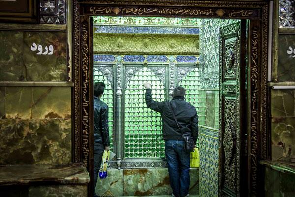 Shrine of Emamzadeh Saleh, Tehran.