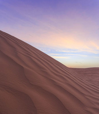 Sahara Desert near Douz, Tunisia.