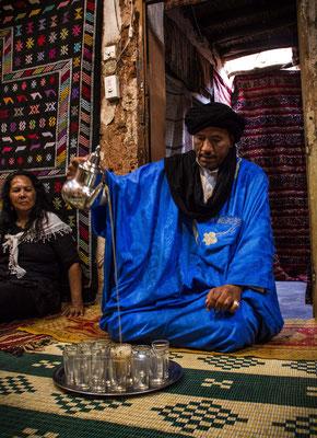 Ouarzazate, Morocco.
