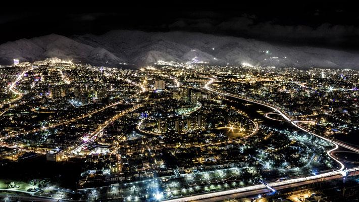 Tehran.